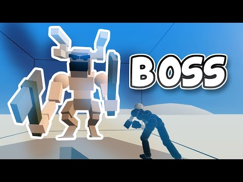ANOTHER BOSS FIGHT | Toribash Montage