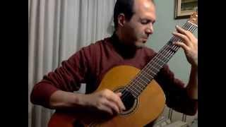 The real folk blues (Cowboy Bebop) - classical guitar cover