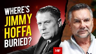 Where is Jimmy Hoffa buried? Where is your money buried? with Michael Franzese