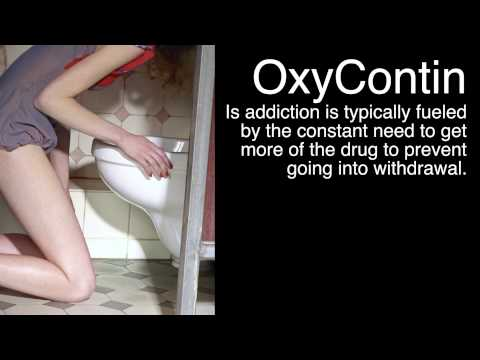 Oxycontin Withdrawal And Oxycontin Detox