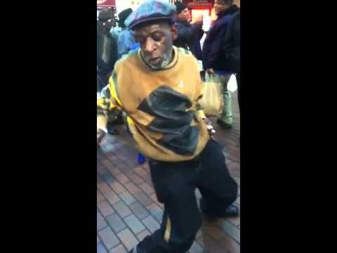 Lexington Market dance crews