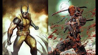 Wolverine vs. Deathstroke - Full Analysis