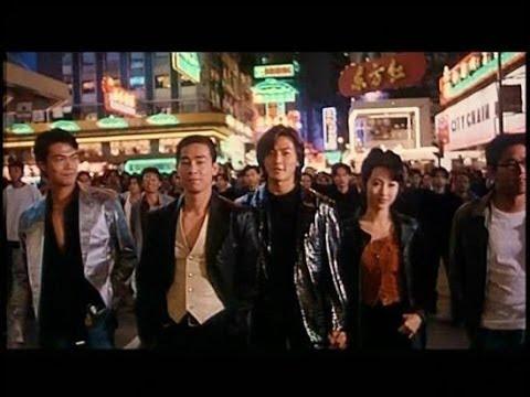 古惑仔之人在江湖完整版 香港動作電影 粵語 (HK Full Movie Cantonese)  黎姿/陳小春/鄭伊健/謝天華/林曉峰