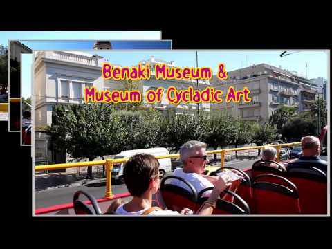 Athens Hop On Hop Off CitySightSeeing Athens & Piraeus