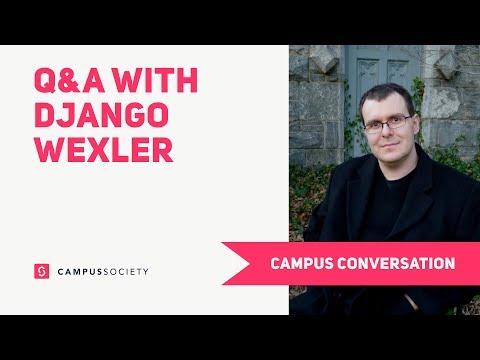 Live Q&A w/Django Wexler