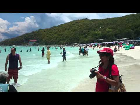 Coral Island Pattaya – Hot Girls | Pattaya Coral Island Tour | Koh Larn Pattaya Thailand Samae beach