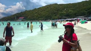 Coral Island Pattaya - Hot Girls | Pattaya Coral Island Tour | Koh Larn Pattaya Thailand Samae beach