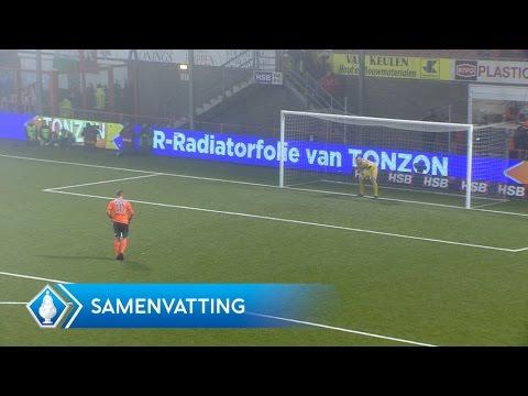 Highlights KNVB Beker: FC Volendam - Sparta Rotterdam (24.01.2017)