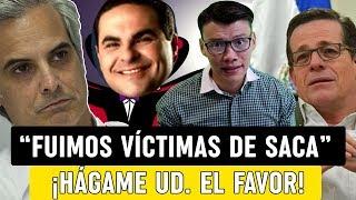 Mauricio Interiano y Jorge Velado: