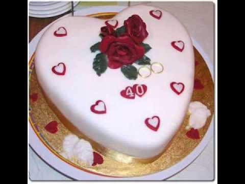 Wedding anniversary cakes archives the bake shop