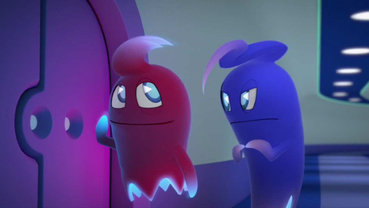 Pac-Man And The Ghostly Adventures Song-Inky And Blinky