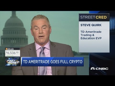 why cant i trade cryptocurrency on td ameritrade