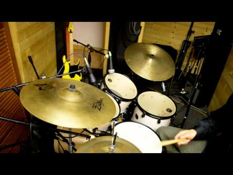Bor Zakonjsek  - Studio - Drums -  Mali (African) groove