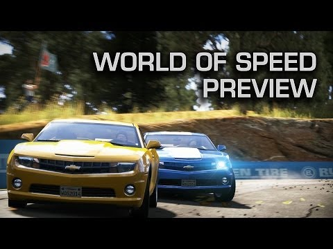СТРИМ World of Speed - Прокатимся по Москве
