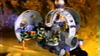 Technodrome Toy Commercial 1990 (TV #9)