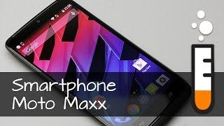 Moto Maxx Motorola XT1225 Smartphone - Vídeo Resenha Brasil
