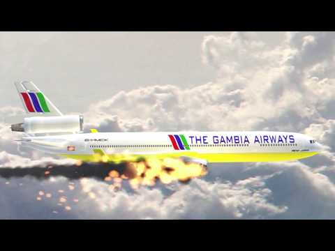 Jetstrike   The Gambia Airways