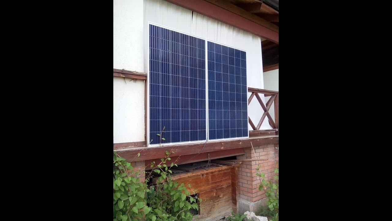 Как лучше разместить солнечные батареи?