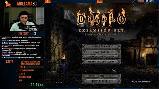 Path of Diablo - PACIFIST SORC SPEEDRUN Attempt!