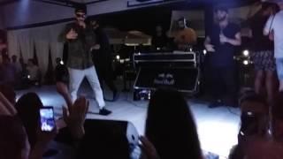 MiyaGi ft. Эндшпиль - Санавабич Live (Batumi)