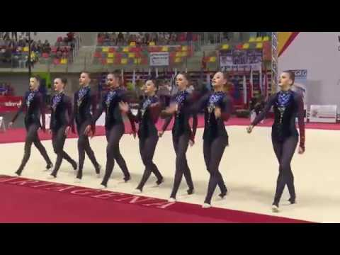 Bulgaria National Team Juniors @ 2019 AGG World Championship Preliminaries