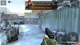 FZ9 TIMESHIFT the best android war game