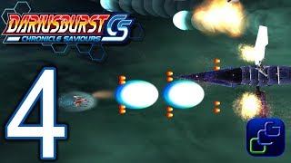 Darius Burst: Chronicle Saviours Walkthrough - Part 4 - Ekunka, Isanta, Hokuibesu