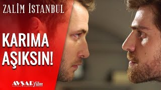 Cenk and Nedim are fighting for Cemre! I'm not in love with him! Z - Cruel Istanbul