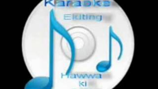 Naa jane kya hua ( Dard ) Free karaoke with lyrics by Hawwa -