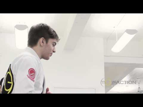 01.10.14 — Gianni Grippo receives his BJJ Black Belt from Marcelo Garcia!