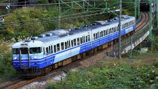 9745M 115系N34編成 谷川岳紅葉号