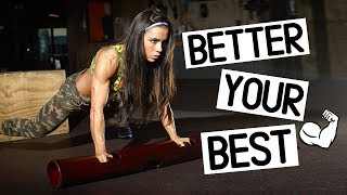 Andreia Brazier Fitness Journey to Reach The Top & Win The Championship