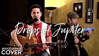 Train - Drops of Jupiter (Boyce Avenue acoustic cover) on Spotify & Apple