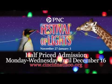Festival of Lights Promo-Cincinnati Zoo