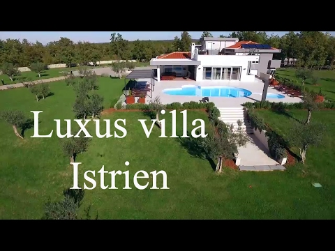 🔵 AMAZING LUXURY MODERN RESIDENCE VILLA IN CROATIA | ISTRIA | DREAM VILLAS