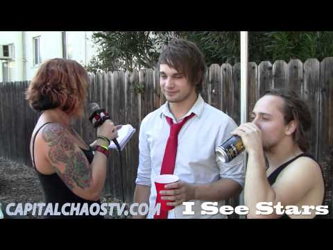 I SEE STARS (full interview) for CAPITAL...
