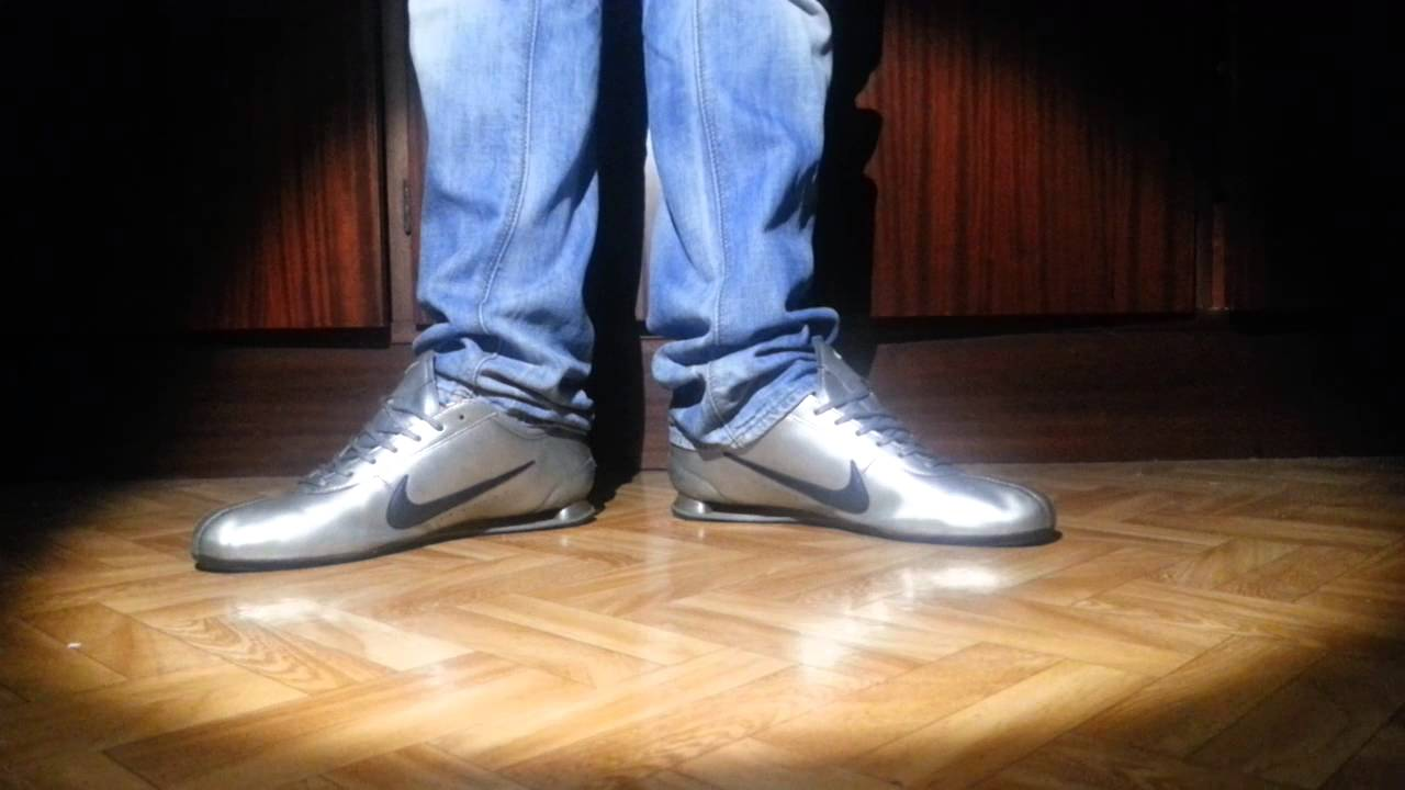 timeless design 8ac09 d19ad Showing off my Nike Shox Rivalry Grey