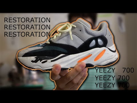 Yeezy 700 Sneaker Restoration