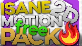🔥 INSANELY HOT FREE 2D MOTION PACK!!! 🔥 50 LIKES?! 🔥 LIKE SHARKFX AND OTHERS!!! 🔥