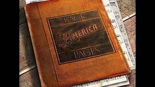 Watch America My Back Pages video