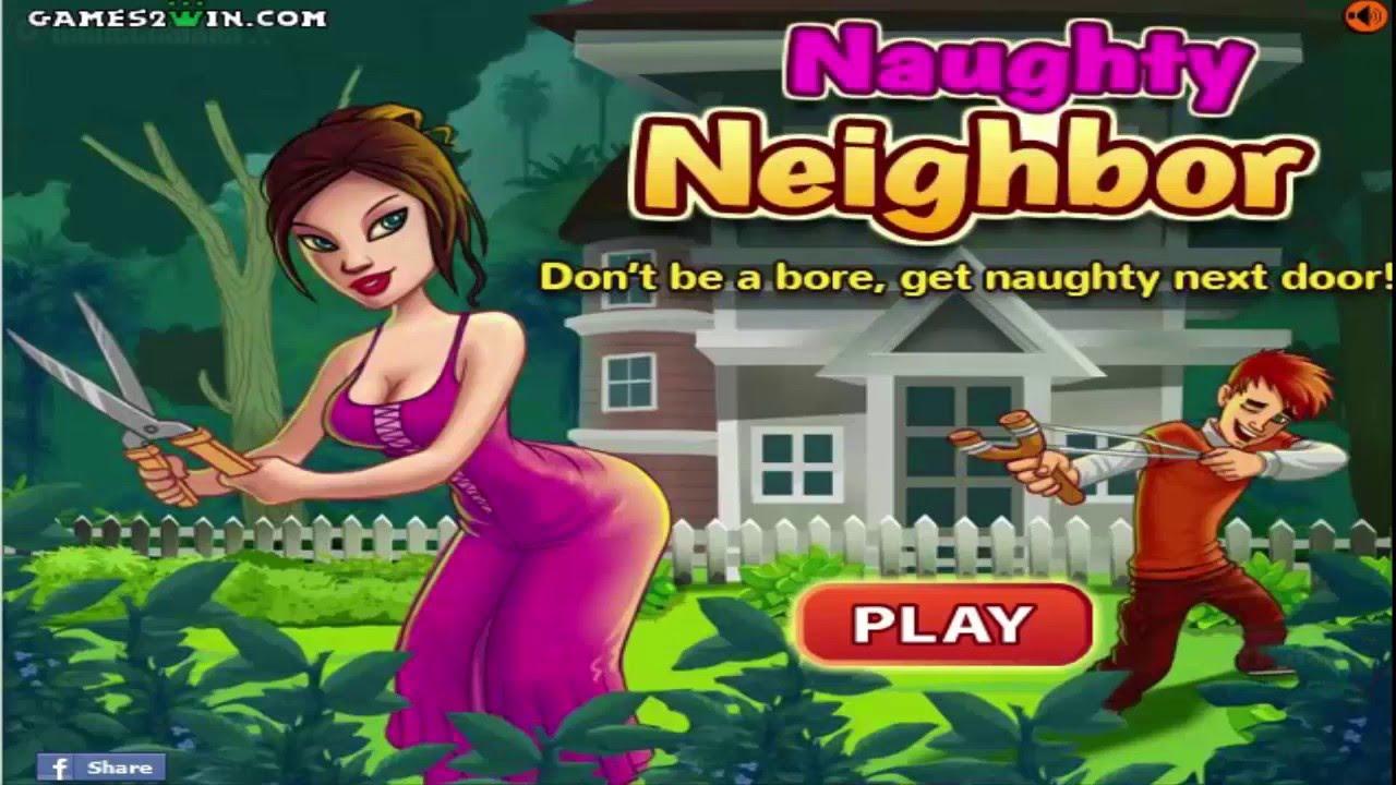 Naughty next door neighbor