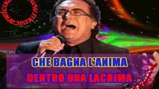 Albano - Amanda è libera - karaoke