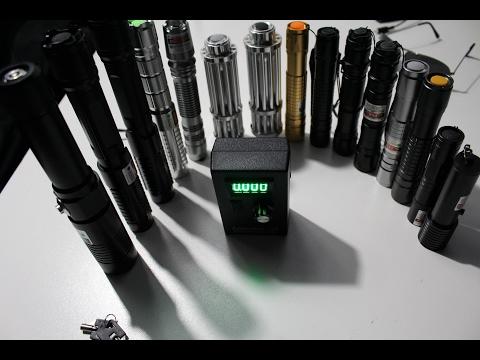 Best High power laser for the money. Ebay Laser Tested on LPM