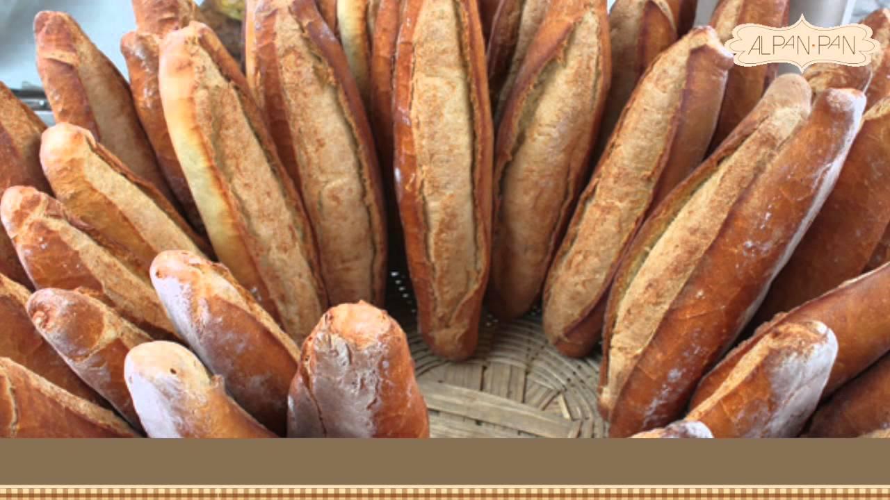 pene con pan