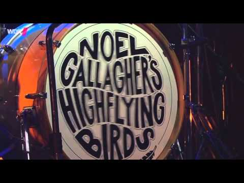 Noel Gallagher's High Flying Birds: At Düsseldorf, Mitsubishi Electric Hall: Live Full concert: