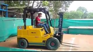 Forklift Operator Training in India फोर्कलिफ्ट चलाना सीखे मात्र 15 दिन में अभी कॉल करे 9594062240