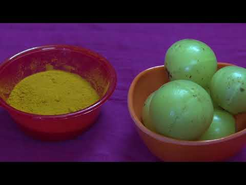 Benefits of amla and turmeric