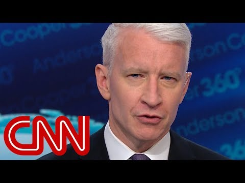 Anderson Cooper: It's not about the infidelity