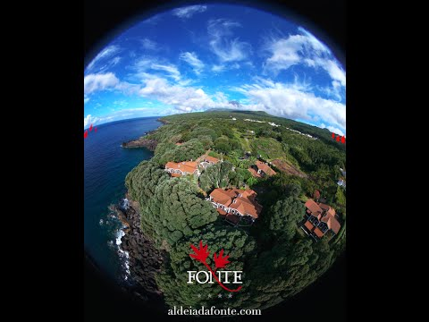Aldeia da Fonte Hotel   Pico Island, Azores NEW VIDEO