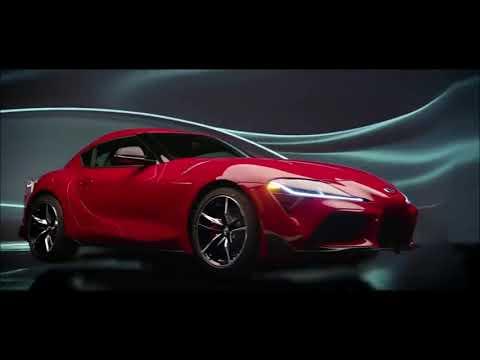 NOVO Toyota Supra 2020  interior Exterior e Teste Drive